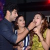 Ankit Gera and Pratyusha Banerjee at her Birthday Party