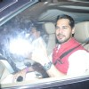 Dino Morea arrives at Shahrukh Khan's Grand Eid Party at Mannat