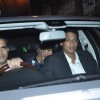 Lara Dutta and Mahesh Bhupati seen at Shahrukh Khan's Grand Eid Party