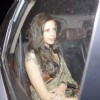 Kalki Koechlin arrives at Shahrukh Khan's Grand Eid Party at Mannat