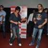 Shahrukh Khan and Rohit Shetty promote Chennai Express at Cinemax Versova