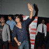 Shahrukh Khan promotes Chennai Express at Cinemax Versova