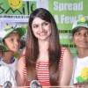 Prachi Desai celebrates Independence Day with under privilage children