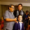 Subhash Ghai, Shatrughan Sinha and Adnan Sami share a joke