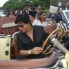 Shahrukh Khan arrives at the celebration of TAG Hueuer's 50th Anniversary of the Carrera