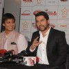 Vivek Oberai and Aftab Shivdasani speaking about the donation drive