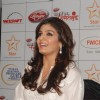 Raveena Tandon was seen in support of the donation drive