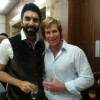 Sandip Sopparkar at legendry South African cricketer Jonty Rhodes,Birthday Party.
