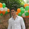 TV actor Mohit Raina celebrates Independence Day with Orphan Children