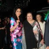 Sridevi warmly greets Pamela Chopra at her 50th birthday