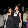 Shamita and Shilpa Shetty came in as cordinated sisters at the birthday party
