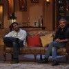 Ajay Devgn and Prakash Jha at Satyagraha's  Promotion on Comedy Nights with Kapil