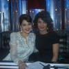 Madhuri Dixit and Priyanka Chopra on the sets of Jhalak Dikhhla Jaa