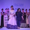 Payal Singhal's Show at LFW 2013