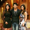 Sushant Singh Rajput ,Parineeti Chopra  and Vani Kapoor