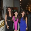 Karishma Tanna, Sonalee Kulkarni and Manjari Phadnis at the Grand Masti Music Launch