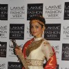 Eesha Kopikar at LAKME FASHION WEEK 2013