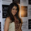Genelia D'souza at LFW Winter Festival 2013