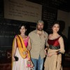 Sunny Deol, Amrita Rao and Anjali Abrol at the First look of Singh Saab The Great