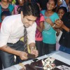 Birthday celebration for Eijaz Khan on the sets of Zee TV's Punar Vivah