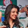 Kajal Aggarwal  proudly launches BIG GREEN GANESHA 2013