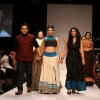 Prachi Desai showstopper at the SVA show by Sonam & Paras Modi at LFW