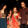 Dia Mirza was the showstopper at Shyamal & Bhumika show at LFW