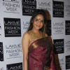Bollywood Celebrities at LFW Winter Festival 2013