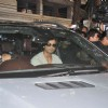Shahid Kapoor arrives at Enigma 2013