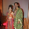 Gungun Upari as Queen Prajapati and Sameer Dharmadhikari as King Shuddhodhana in Zee TV's Buddha