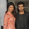 Zanjeer promotions on the sets of TV Serial Bade Achhe Lagte Hain