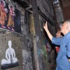 Mahesh Bhatt at Burmese exhibition