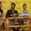 Promotion of Shuddh Desi Romance on Radio Mirchi 98.3 FM
