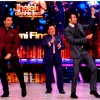 Ranbir Kapoor performs with Karan Johar on Jhalak Dikhla Jaa