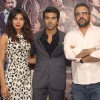 Priyanka Chopra, Ram Charan and Appora Lakhia at the Zanjeer - Press Meet in New Delhi