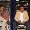 Suniel Shetty and Sanjay Gupta at the Shootout Series screened at Durban