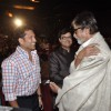 Amitabh Bachchan and Sachin Tendulkar share a conversation