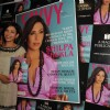 Shilpa Shukla unveils the cover page of SAVVY Magazine