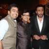 Ashutosh Rana,Sachin Pilgaonkar, and Jackie Shroff at the event