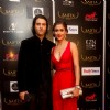 Apoorva and Shilpa Agnihotri at the red carpet of SAIFTA