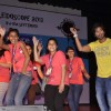 Shahid Kapoor performs with the students at Kaleidoscope 2013