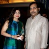Alka Yagnik and Sudesh Bhosle at Adesh Shrivastava's Birthday Party