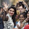 Parineeti at the screening of Shudh Desi Romance at the 38th Toronto International Film Festival