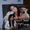 Raveena Tandon at Peta's Press Conference