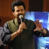 Anil Kapoor at the Press conference of 24 in Patna