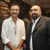Rajkumar Hirani at Rahul Thackeray & Aditi Redkar's engagement