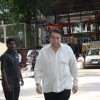 Randhir Kapoor at the prayer meet of Madhuri Dixit's father