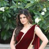Zarine Khan at the Preview of the latest 'India Wedding Collection'