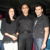 Puneet Issar was with his family at the 'Mahabharat' Launch Party