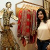 Amy Billimoria dolls up Falguni Pathak this  Navratri